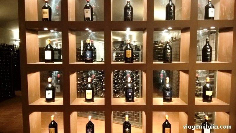Tour nas vinícolas da Toscana
