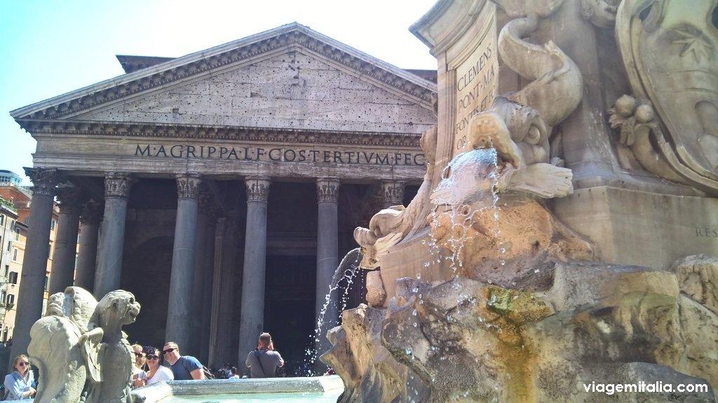Fontana do Panteão, Roma