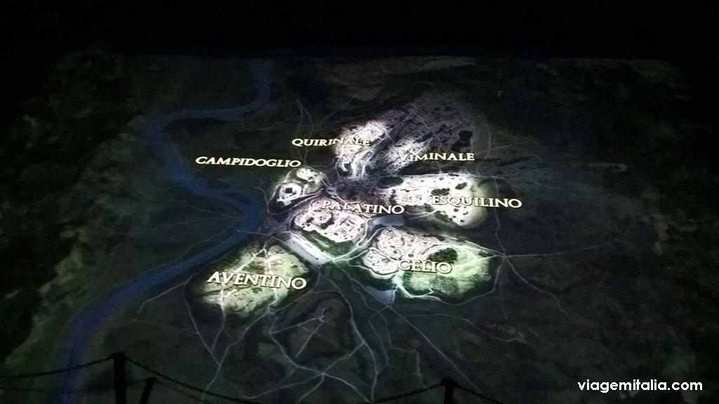 Arqueologia digital em Roma: Welcome to Rome