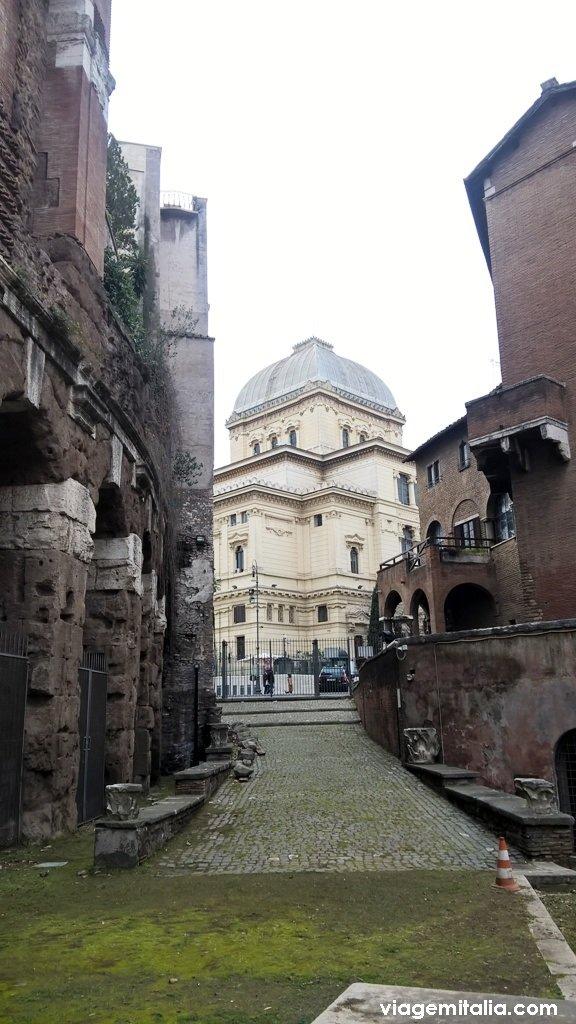 O que ver no gueto hebraico de Roma