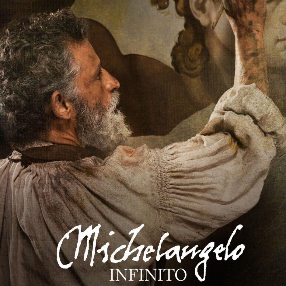 Filmes sobre Michelangelo Buonarroti. Michelangelo. Infinito.
