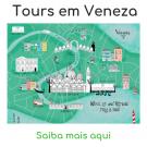 Guia brasileira em Veneza