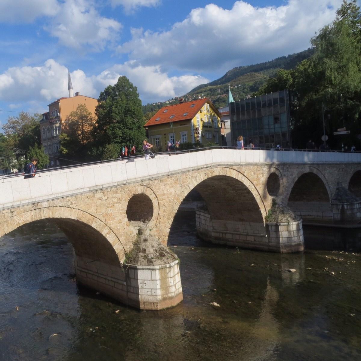 Sarajevo, cidade que é mais que a capital da Bósnia & Herzegovina