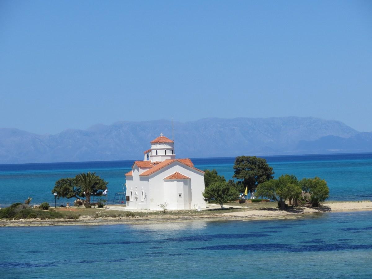 Ilha de Elafonisos (Lacônia)