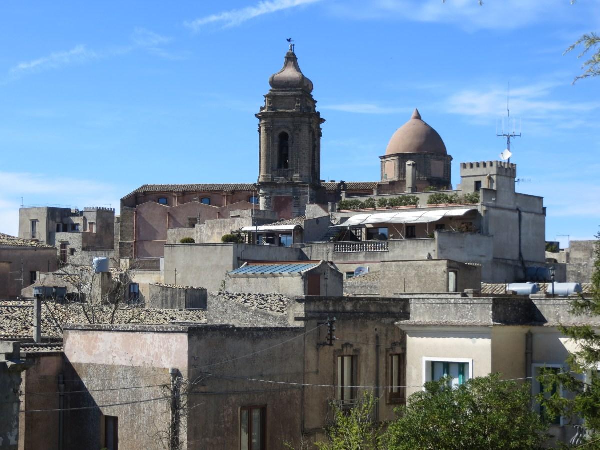Erice, uma cidade medieval no topo da montanha