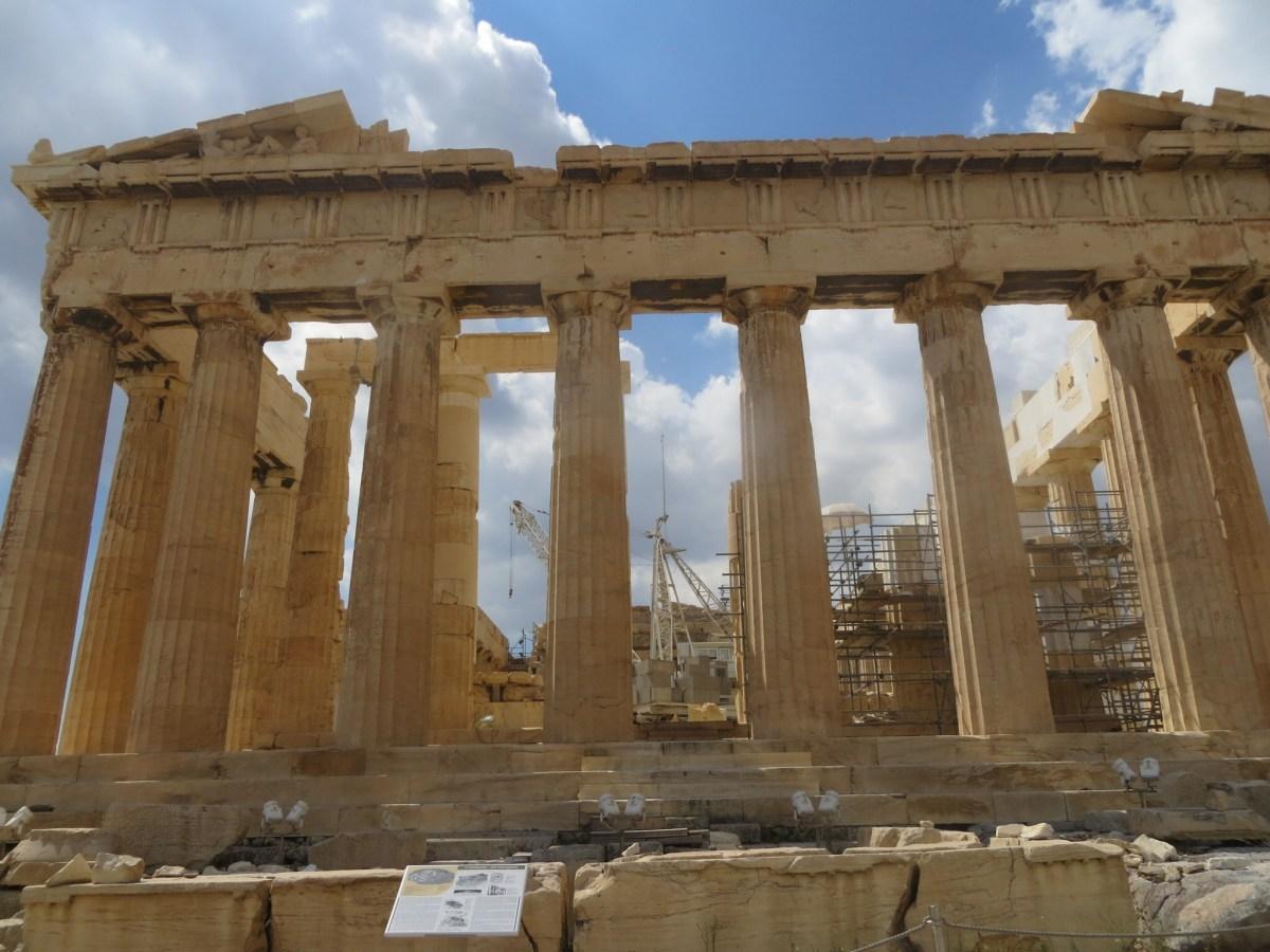 Atenas + Vouliagmeni (Praia e Lago)