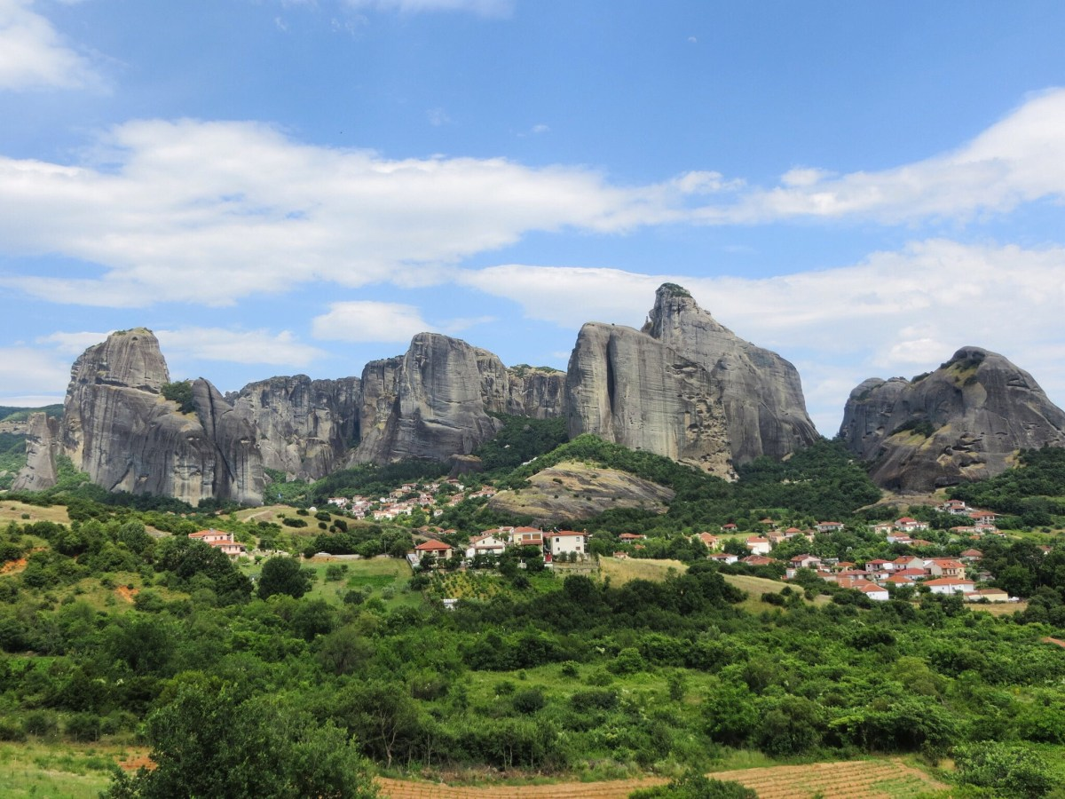 Conhecendo Meteora, na Grécia