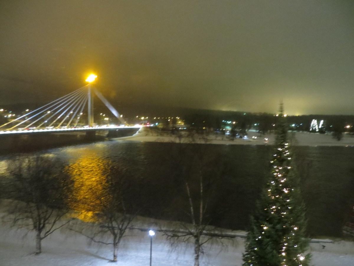 Rovaniemi, a terra do Papai Noel na Lapônia