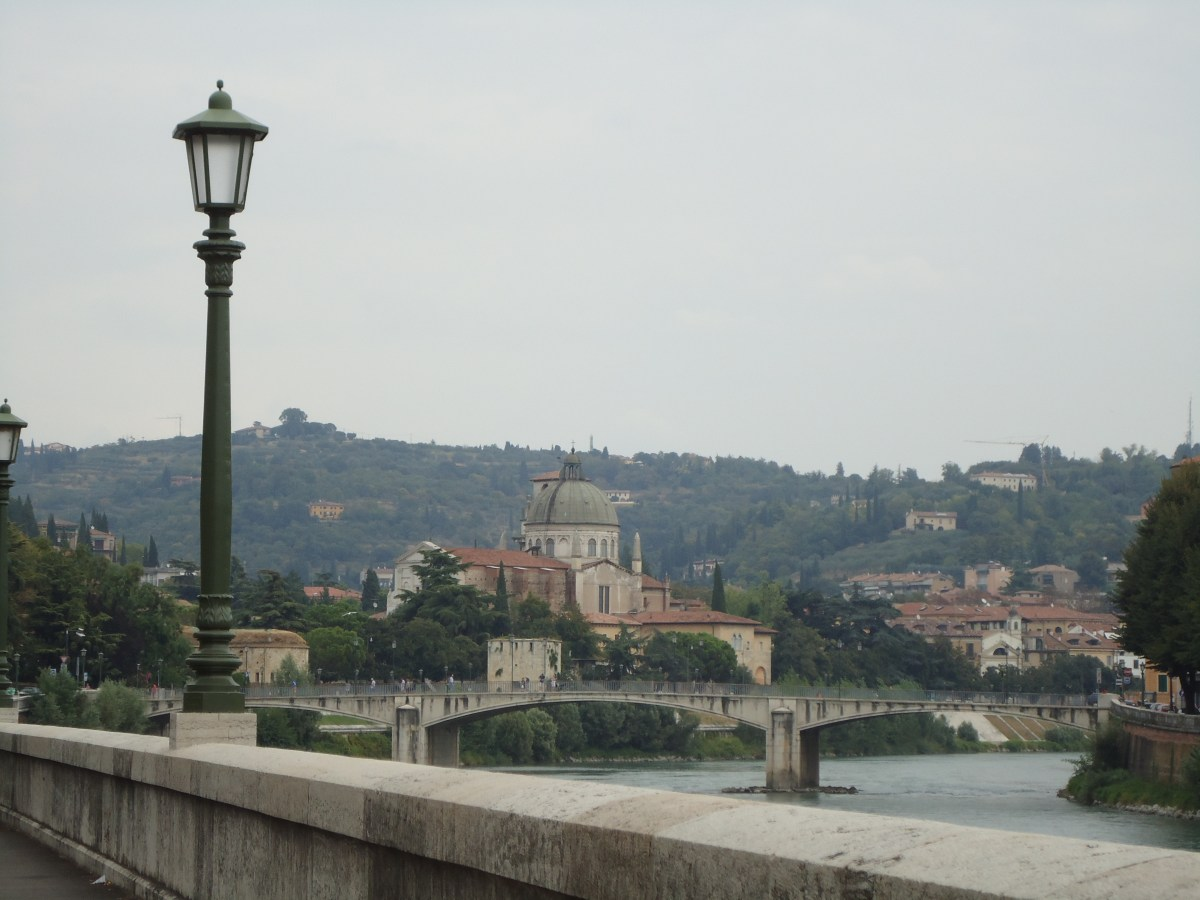 Verona + Sirmione, no Lago di Garda