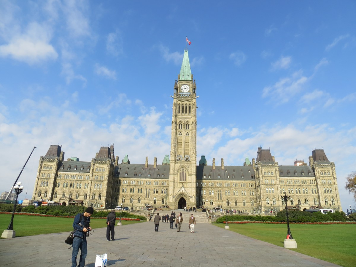 Ottawa, a capital do Canadá