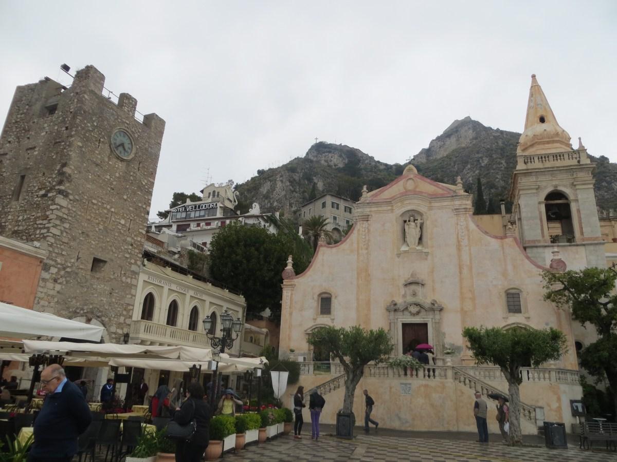 Atrações da Sicília em qualquer estação