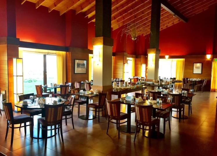 Restaurante do Rochester Hotel Calafate