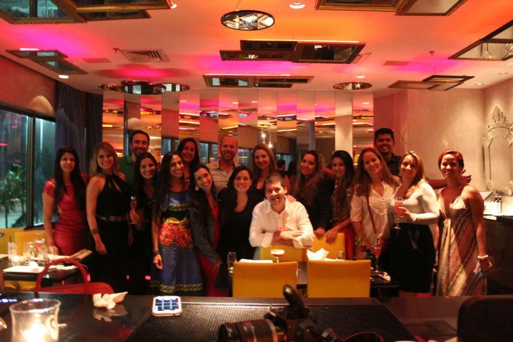Bar D'Hotel - Encontro com blogueiros de viagens
