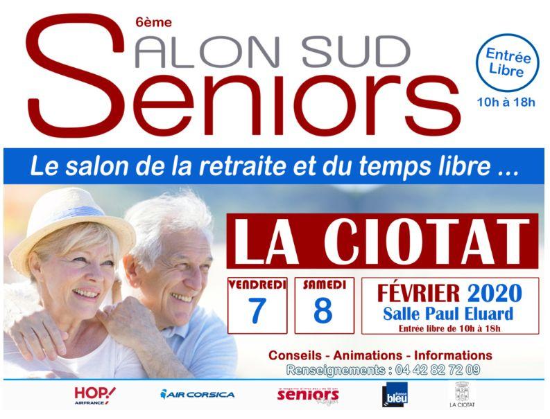 Salon sud seniors La Ciotat