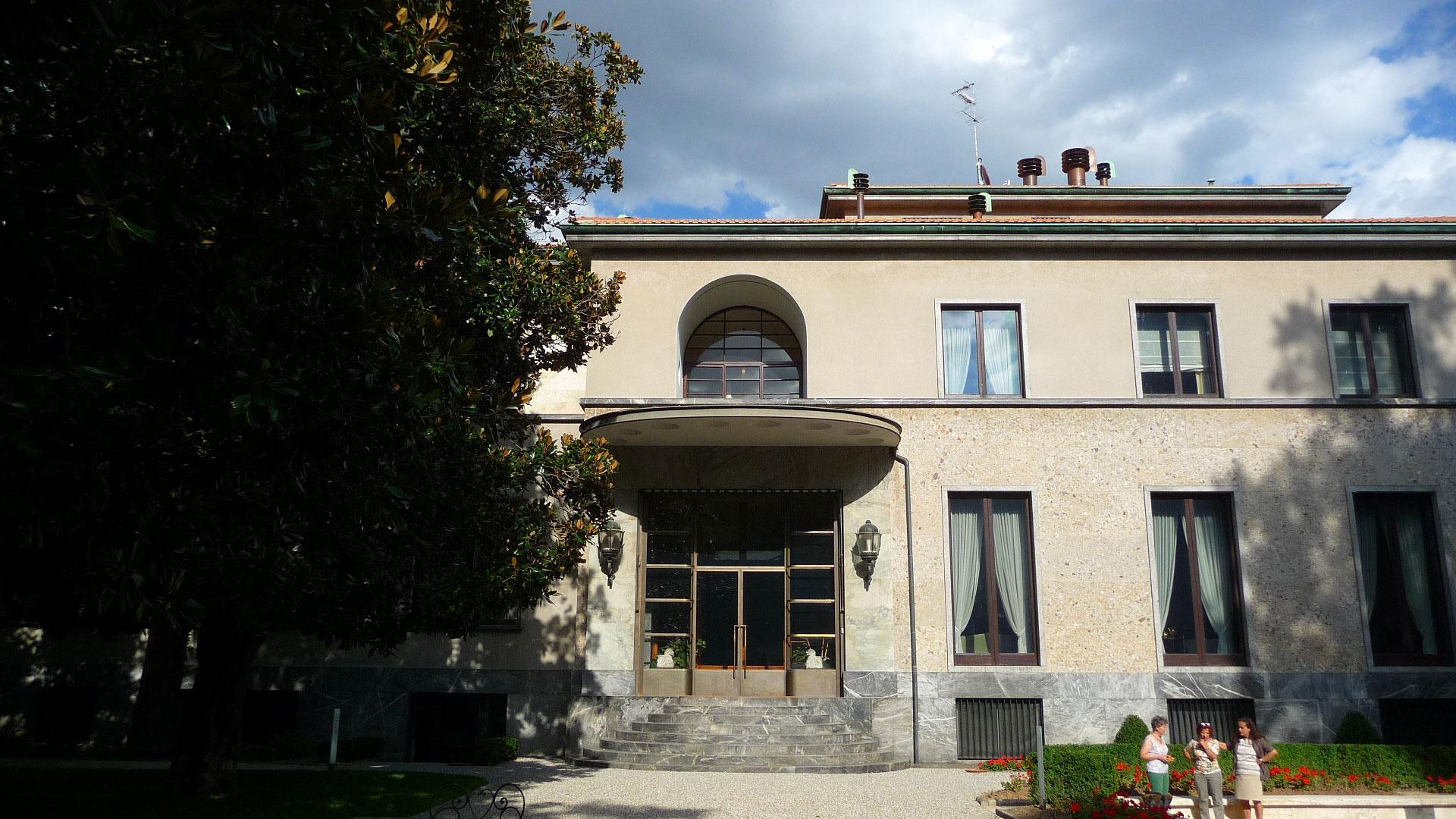 Un segreto di Milano Villa NecchiCampiglio  Blog per
