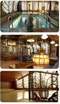 Amsterdam coffe shop design e saune art nouveau  Blog