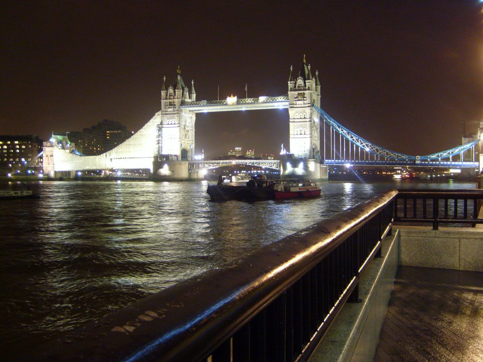 Tower Bridge e Tower of London
