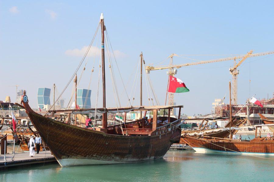 pearl harbour di Doha