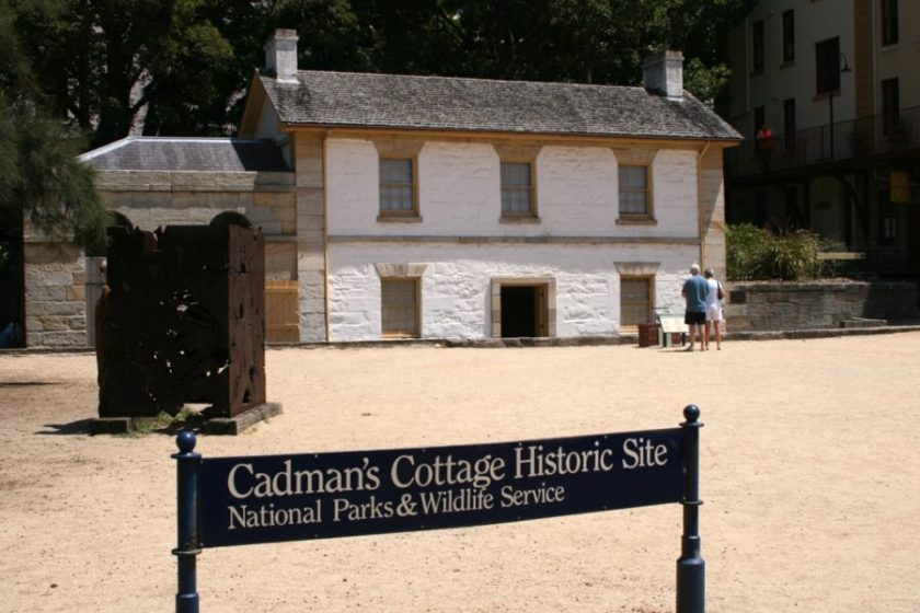 Cadmans Cottage