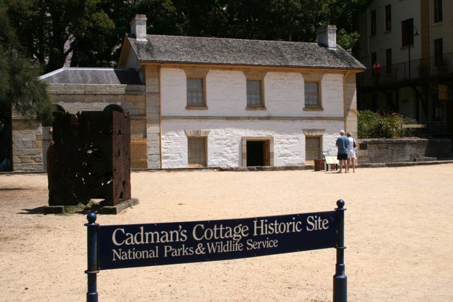 Cadmans Cottage