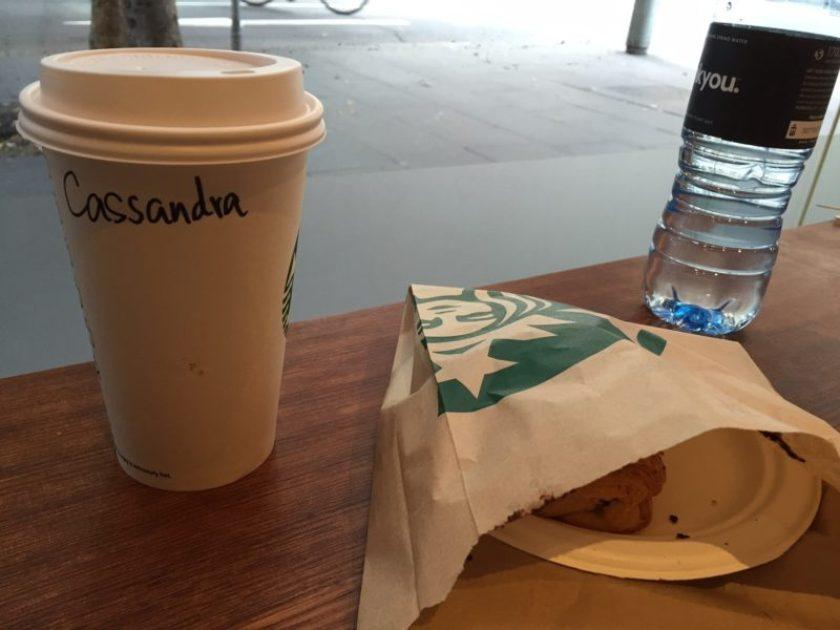 Colazione Starbucks