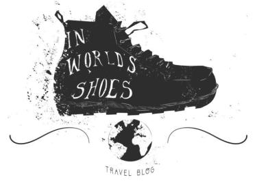 logo In World Shoes
