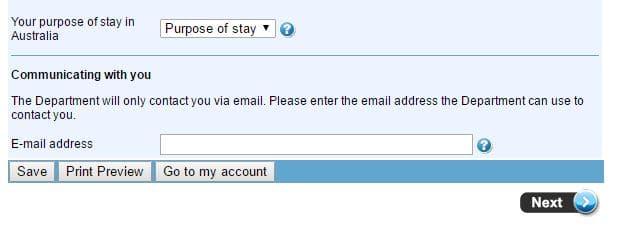 Application form - parte 2