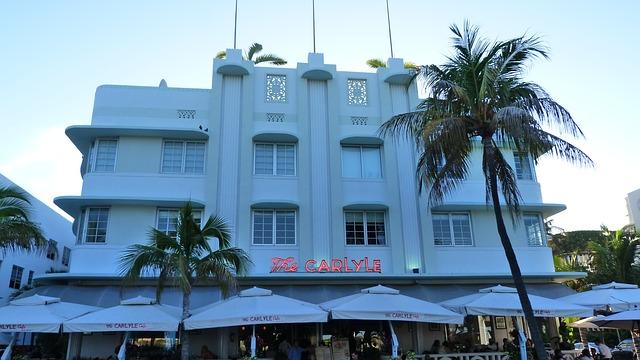 Hotel Carlyle, South Beach