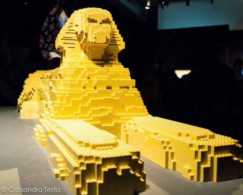 La Grande Sfinge di Ginza