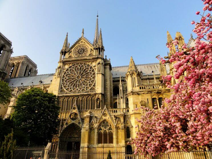 Notre-Dame, Francia