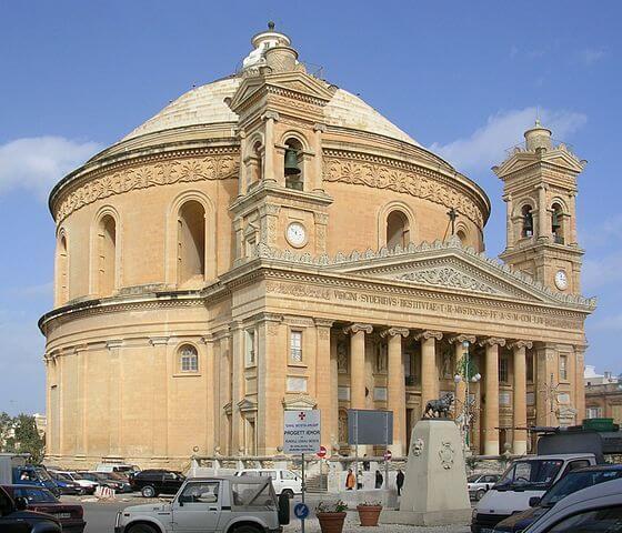 Chiesa di Mosta a Malta