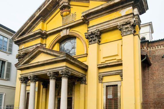 Chiesa di Piazza Borromeo