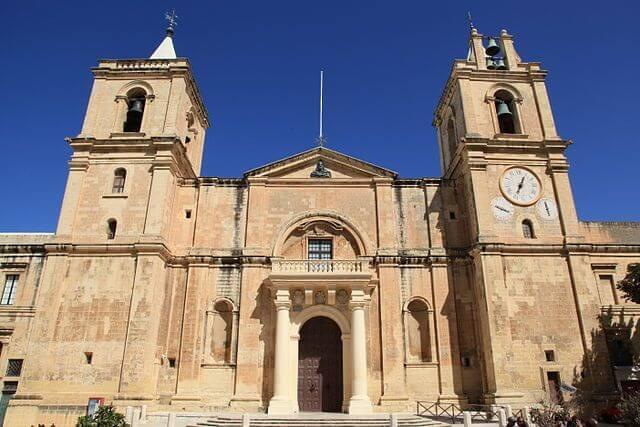 Co-Cattedrale di San Giovanni a La Valletta Malta