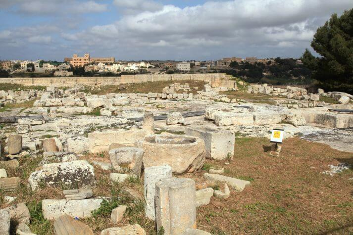Domus Romana sull'isola di Malta
