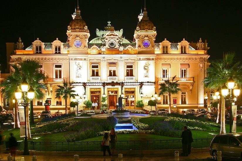 Casinò di MonteCarlo, Monaco