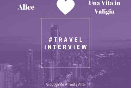 Travel Interview Alice