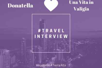 Travel Interview Donatella