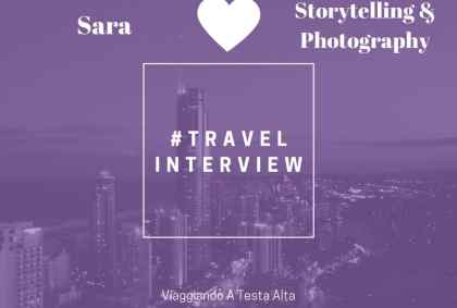 Travel Interview Sara
