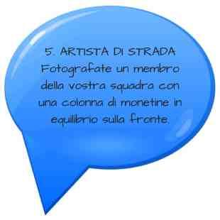5. ARTISTA DI STRADA