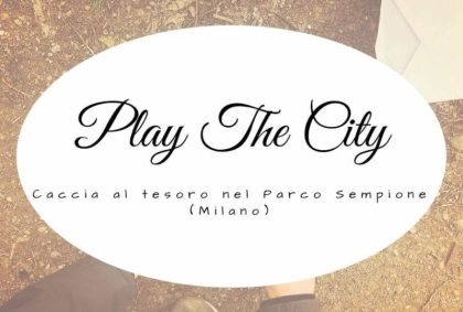 Caccia al tesoro di Play The City