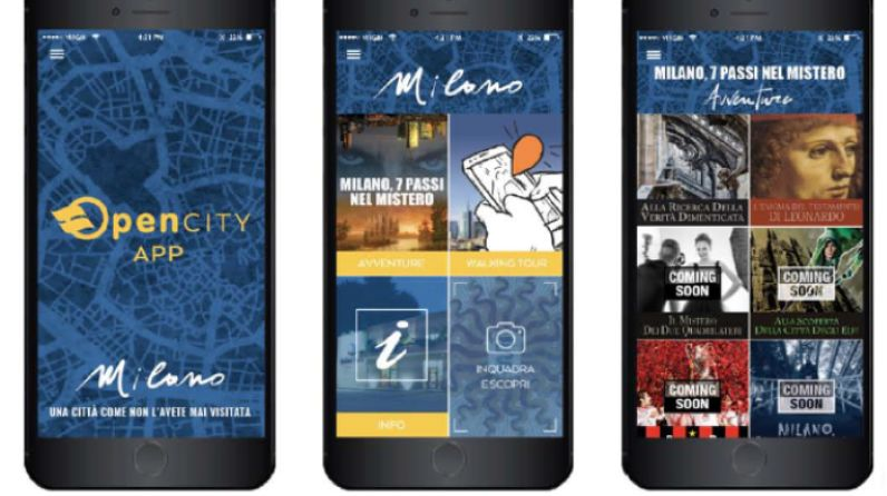 Open City App 1