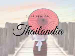 Thailandia Guida Pratica