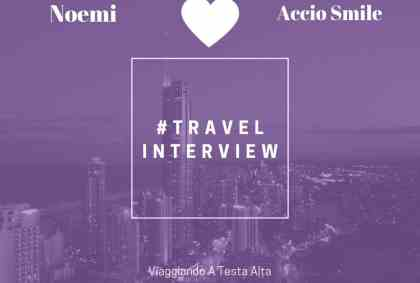 Travel Interview Noemi