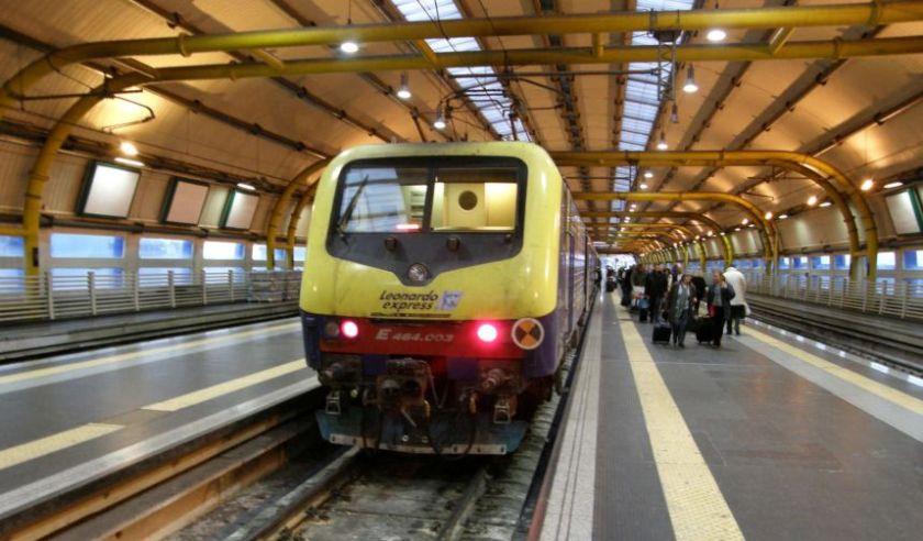 Leonardo Express - Aeroporto di Fiumicino