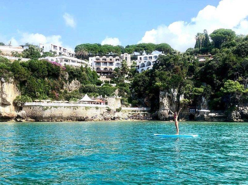 Baia di San Vito- Grand Hotel Le Rocce