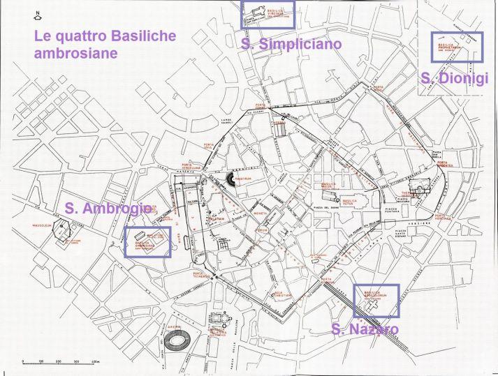 Basiliche Paleocristiane Milano