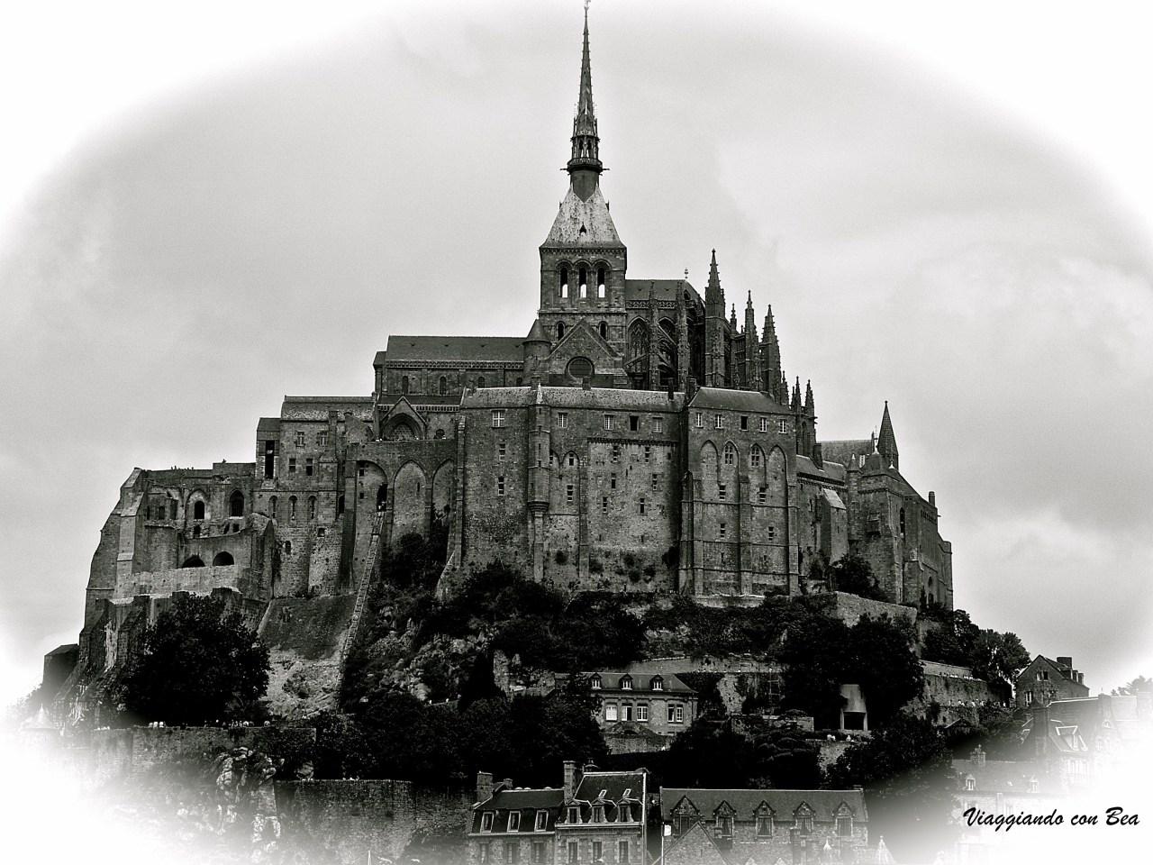 Le MontSaintMichel Bretagna o Normandia  Viaggiando