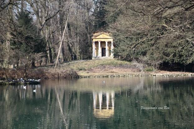 Villa Reale di Monza - scorcio sui Giardini