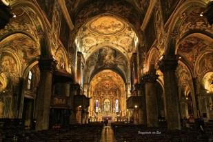 Duomo di Monza - navata centrale