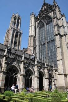 Scorcio sulla Domkerk